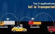 5 trường hợp sử dụng hàng đầu của IoT trong giao thông vận tải