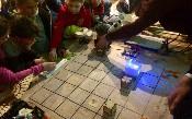 Mojobot: Robot mã hóa hữu hình đầu tiên trên thế giới và trò chơi bảng