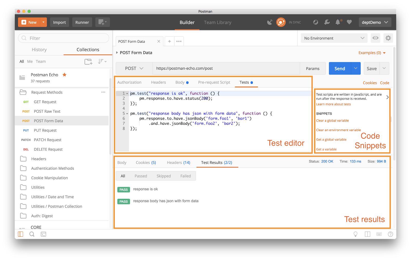 Kiểm tra API dịch vụ của bạn thông qua tự động hóa kiểm tra