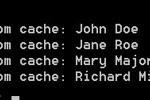 Sử dụng các ứng dụng Java và .NET để kết nối với cụm Apache Ignite