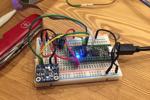 Trình điều khiển cho cảm biến thời gian bay (ToF) của VL53L0X và NXP K20DX128