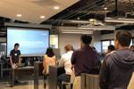 Mặt trận và trung tâm học máy tại một nhà mở công nghệ thực hành