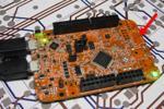 Đã thêm Ổ cắm thẻ Micro SD vào FRDM-K22F