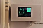 Bộ điều chỉnh nhiệt độ cảm ứng WiFi ESP8266