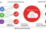 Sử dụng giải pháp vô tuyến cho hệ thống IoT