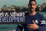 Phát triển web so với phát triển phần mềm: Làm thế nào để chọn?