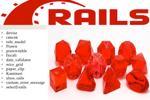 Ứng dụng Rails: Đá quý tôi sử dụng