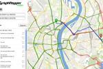 Trực quan hóa và xử lý thông tin giao thông với GraphHopper trong thời gian thực cho ...