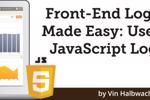 Ghi nhật ký Front-End Thực hiện dễ dàng: Sử dụng Trình ghi JavaScript này