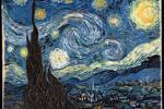Vẽ trên vải như Van Gogh